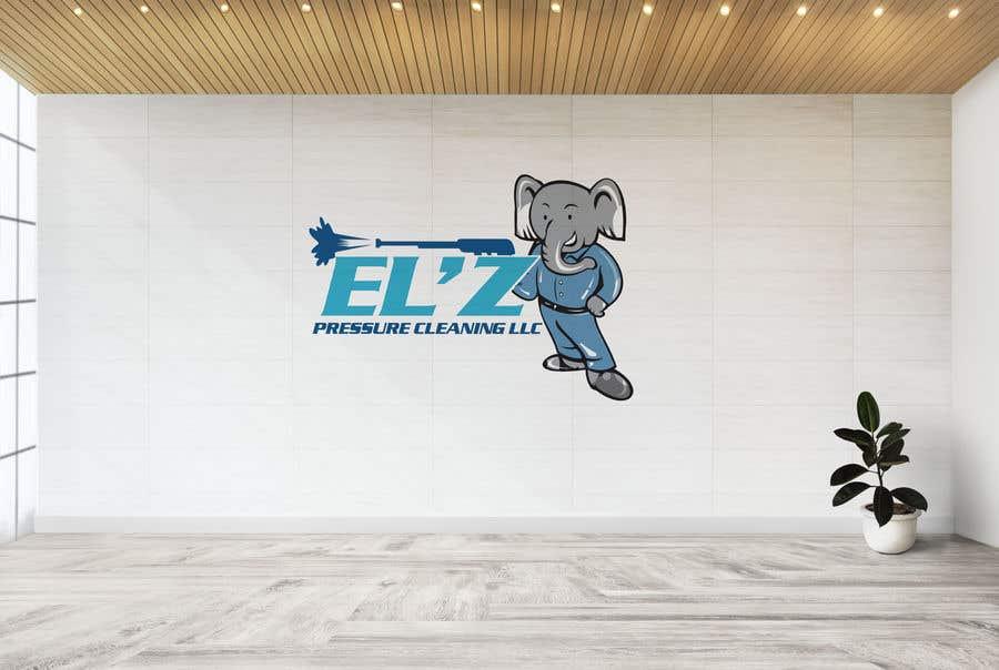 Kilpailutyö #                                        78                                      kilpailussa                                         EL'Z Pressure Cleaning LOGO CONTEST