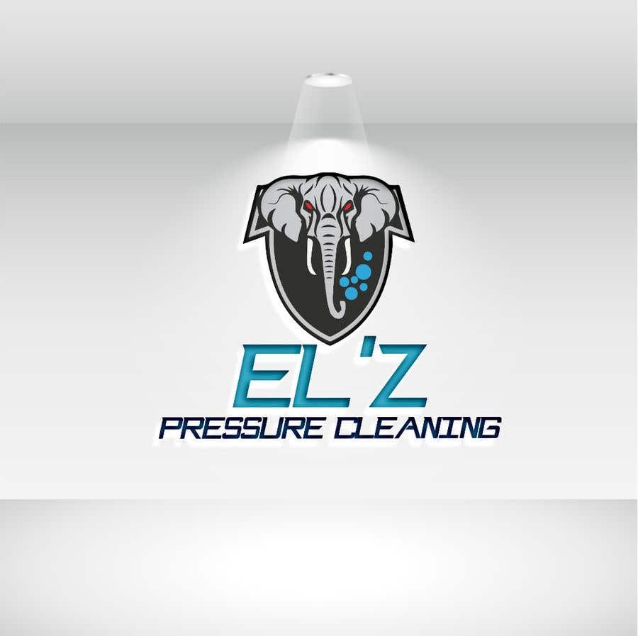 Kilpailutyö #                                        130                                      kilpailussa                                         EL'Z Pressure Cleaning LOGO CONTEST
