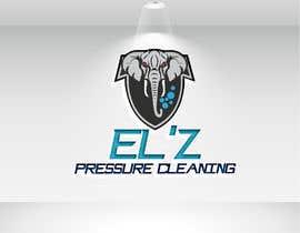 Nro 130 kilpailuun EL'Z Pressure Cleaning LOGO CONTEST käyttäjältä dulalm1980bd