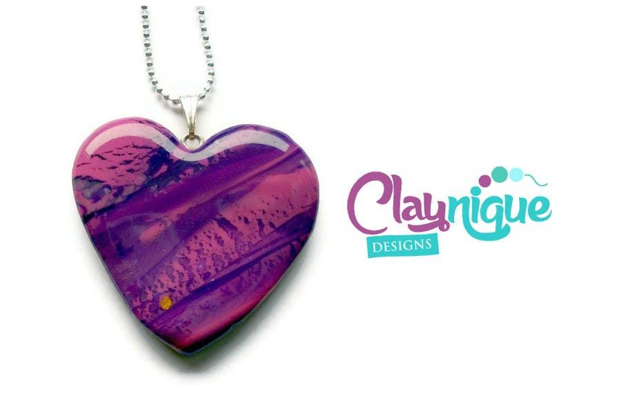 Tävlingsbidrag #                                        70                                      för                                         Design a Logo for Claynique Designs