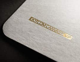 #76 for Logo for DotComCanvas VIP by MMsujonART