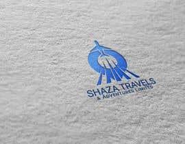 #195 untuk Shaza Travels Logo Contest oleh subornatinni