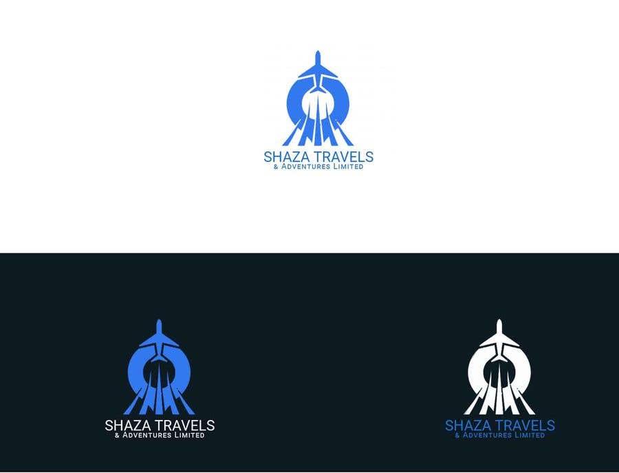 Kilpailutyö #                                        196                                      kilpailussa                                         Shaza Travels Logo Contest
