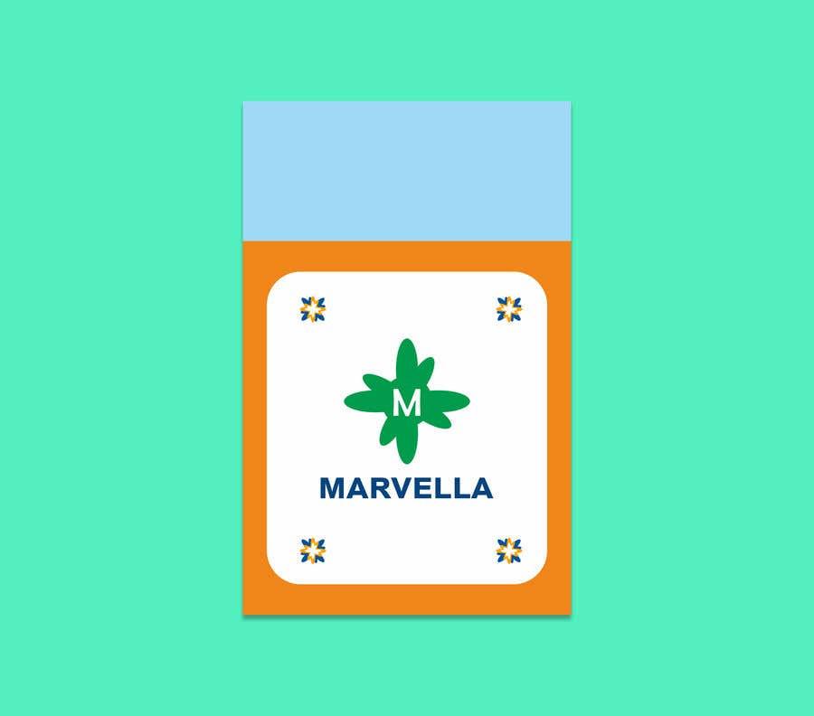 Penyertaan Peraduan #                                        75                                      untuk                                         Bottle label design