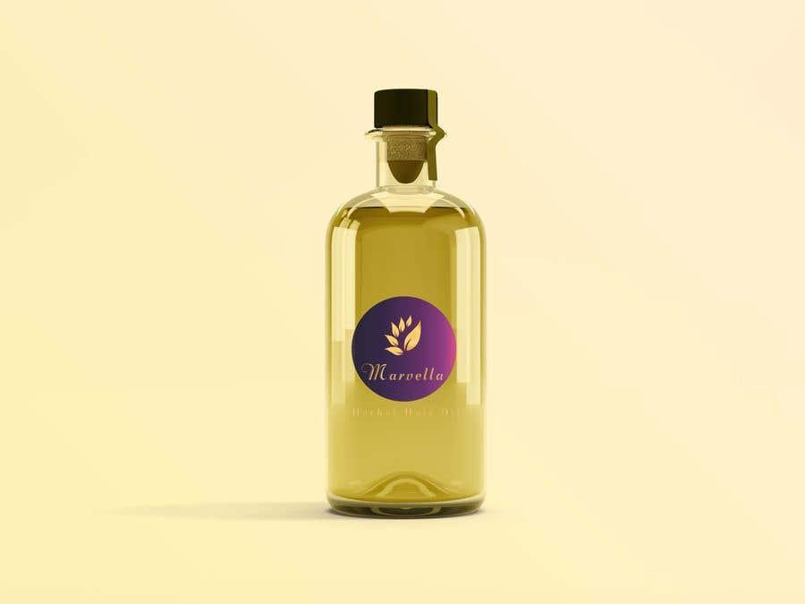 Penyertaan Peraduan #                                        67                                      untuk                                         Bottle label design