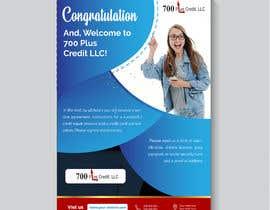 Nro 13 kilpailuun Need (5) individual flyers / graphics made for automatic emails sent to credit repair clients käyttäjältä tazulislam1673
