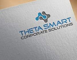 #170 para Theta Smart Logo and Card Design. por MMsujonART