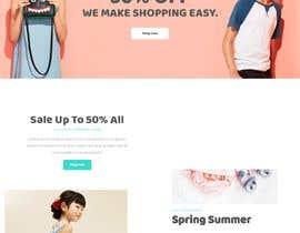 #6 para Build me a website to SELL baby clothing por CoderSaimon