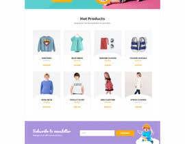 #4 para Build me a website to SELL baby clothing por shehrozafzal98