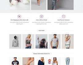 #18 para Build me a website to SELL baby clothing por eleas34