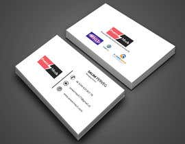 #193 untuk design a business card for group of company oleh debjitda972