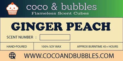 Contest Entry #                                        26                                      for                                         Candle company needs a new label design for a new product line