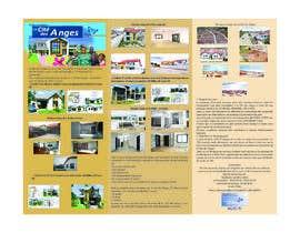 #125 for Real Estate Pamphlet af Shauaib
