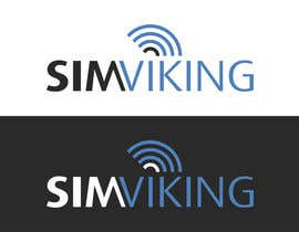 #13 para Logo Design for SIMVIKING ApS por Farignrooy