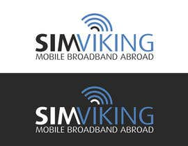 #23 para Logo Design for SIMVIKING ApS por Farignrooy