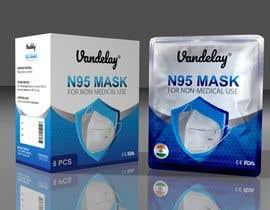 Nro 32 kilpailuun Packaging for Mask käyttäjältä kaushalyasenavi