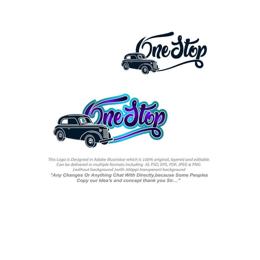 Kilpailutyö #                                        213                                      kilpailussa                                         Car services shop ( OneStop )