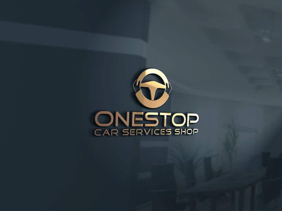 Kilpailutyö #                                        218                                      kilpailussa                                         Car services shop ( OneStop )