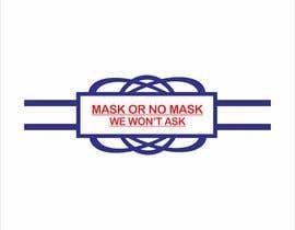 Nro 60 kilpailuun Sticker for optional masks käyttäjältä Kalluto