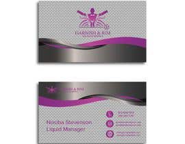 #214 for Design Business Cards For Bartender Company by arafat44665