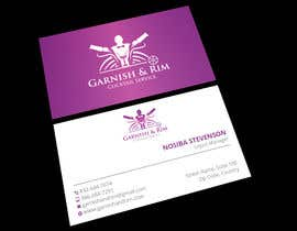 #222 for Design Business Cards For Bartender Company by Shovro9699