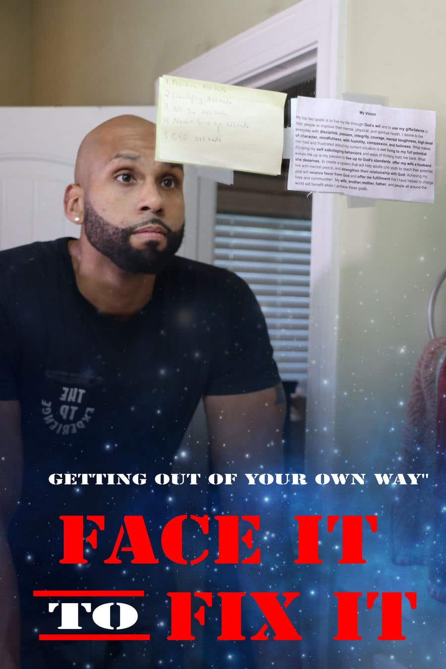 "Contest Entry #                                        196                                      for                                         Podcast design - ""Face it to Fix it"" show"
