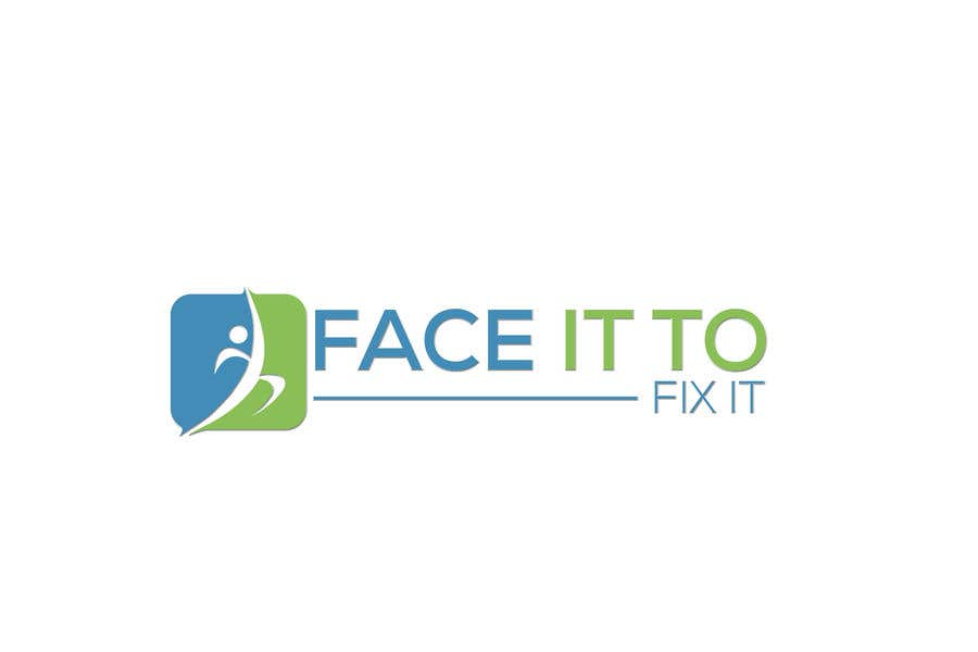 """Contest Entry #                                        64                                      for                                         Podcast design - """"Face it to Fix it"""" show"""
