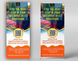 Nro 113 kilpailuun Banner Design for Rectractable Banner käyttäjältä shamimayeasmin88