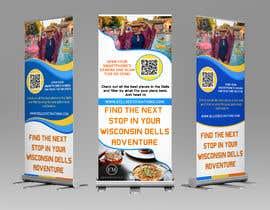 Nro 118 kilpailuun Banner Design for Rectractable Banner käyttäjältä shamimayeasmin88