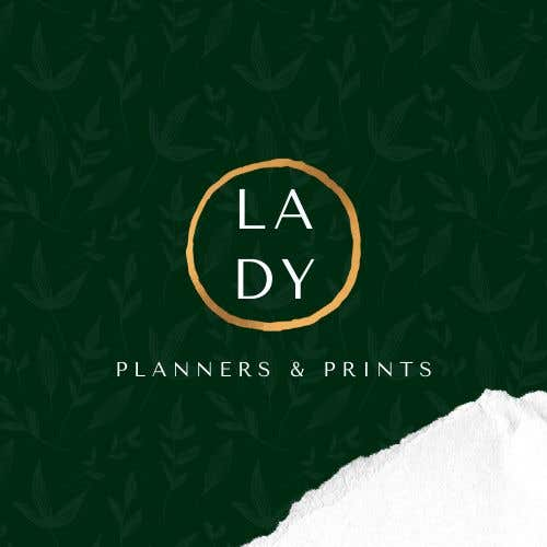 Kilpailutyö #                                        26                                      kilpailussa                                         Etsy Shop Branding for a shop that sells planners and printables to BOSS ladies!