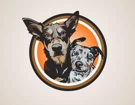 Nro 9 kilpailuun CARTOON DESIGN LOGO OF DOGS käyttäjältä mrarifrachman