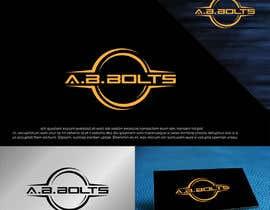 #512 for A.B. Bolts Logo by eddesignswork