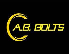 #275 for A.B. Bolts Logo by dulalm1980bd