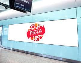 Nro 86 kilpailuun Branding mockups for Pizza company käyttäjältä IftekharSadat