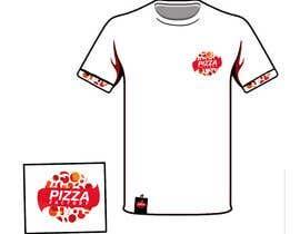 Nro 40 kilpailuun Branding mockups for Pizza company käyttäjältä Sahakash100