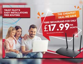 #85 for Create Broadband Advertisement by sheenbeeang