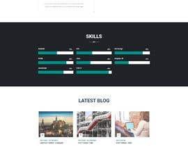 Nro 27 kilpailuun Design Personal Website käyttäjältä jannatulhasan
