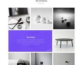 Nro 30 kilpailuun Design Personal Website käyttäjältä SonalChauhan123