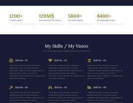 Nro 13 kilpailuun Design Personal Website käyttäjältä musakalimullah21