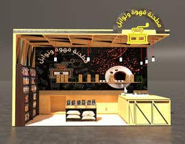 #10 для I need a design/ layout/ 3D model for a 3*4m spice & herbs  kiosk/stand in a shopping center. от lebzanacer