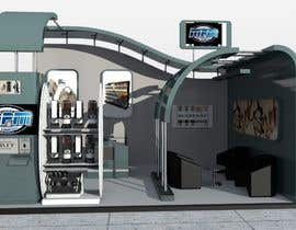 #23 для I need a design/ layout/ 3D model for a 3*4m spice & herbs  kiosk/stand in a shopping center. от TMKennedy