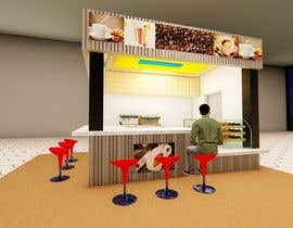 #24 для I need a design/ layout/ 3D model for a 3*4m spice & herbs  kiosk/stand in a shopping center. от engrsakib