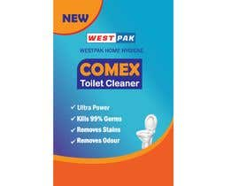 #6 untuk Label Design for Toilet Cleaner oleh anam4017