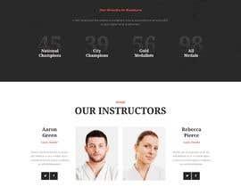 nº 25 pour Build a website par faridahmed97x