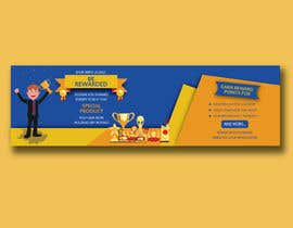 #49 for Need Reward Points Banners for My Website by qtamarpita