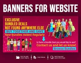 #57 for Need Bundle Deals Banners for Website af imranislamanik