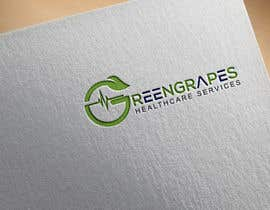 #228 for Build me a branding logo for - GreenGrapes Healthcare Services by tanvirhyder22
