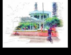 #78 untuk Draw a digital watercolor art oleh khaldiyahya