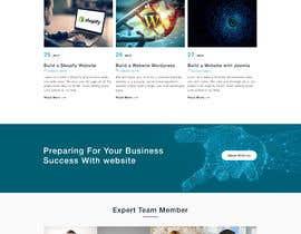 #23 for Website Design by sukh1181996