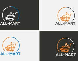 #67 for supermarket logo and name design starting with A by sanjoy4371